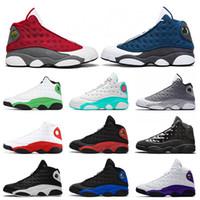 2021 Jumpman 13 Красный Флинт 13с Женщины Мужские Баскетбольные Обувь Буря Зеленый Розовый Чикаго Hyper Royal 13 Разведка Счастливые Зеленые кроссовки Мужские Тренеры