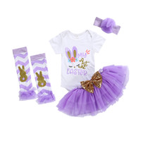 Baby Wear Clothing Set Bunny Suit Short Sleeve Rabbit Romper...