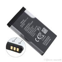 بطارية Li-ion BL-5C ل Nokia N70 N72 2600 2610 3100 3105 3120 3125 3230 3555 3600 6620 6267 استبدال Batterie جودة عالية