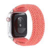 النايلون النسيج حزام جلد الفرقة الذكية watchband ل أبل ووتش العصابات سوار iwatch 4 3 2 1 38 ملليمتر 40 ملليمتر 42 ملليمتر 44 ملليمتر