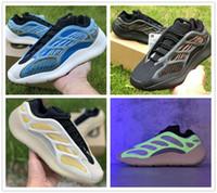 Kanye West V3 Eremiel 700 Shoes V3 Azareth Azael riflettente pallacanestro Alvah srphym bagliore nel buio Sneakers