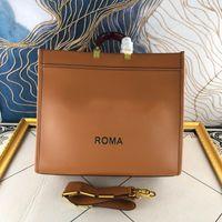 النساء ff حقائب crossbody حقيبة تصميم مربع عالية الجودة العجل حمل حقيبة التسوق الفاصل واسعة الكتف حزام الأزياء حقائب الكتف