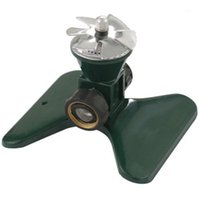 Автоматическая ротация мягкая дождевая водная вода спринклеры спиральные спрей газон насадка сельское хозяйство поливающий ороситель инструмент1