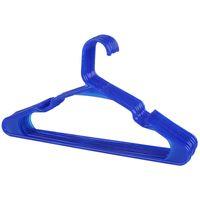 Schwarzweiß-Kunststoff-Mantel-Kleiderbügel trocken nass dualzweck PP Rundrohr-Kleidung Trocknungsstütze Multicolor Hohe Qualität 0 66lx J2
