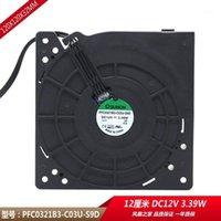 Sunon PFC0321B3-C03U-S9D 12V 3.39W 12032 Turbinenkühlung Lüfter 120x120x32mm kühler1