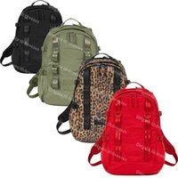 Estudante de Luxo Unisex Schoolbag Alta Qualidade Novas Chegadas Mochila Estilo Estilo Designer Clássico Sacos Grátis Navio