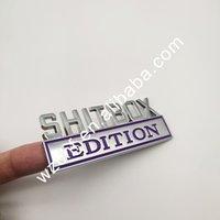 7 '' Big Shitbox Edition شعار شارة سيارة ملصقا لشاحنة سيارة تشيفي