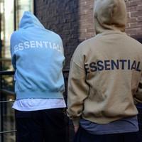 Sudaderas con capucha para hombre sobresalientes de gran tamaño con capucha sudadera con capucha jersey hombres skateboard streetwear