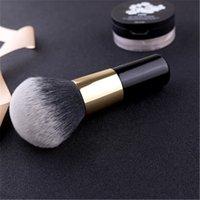 Big Size Trucco Pennelli Foundation Polvere Set di spazzola per viso Set morbido Faccia Blush Brush Pennello Professionale Grandi cosmetici Make Up Tools