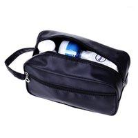 أكياس التجميل الحالات 2021 المرأة غسل حقيبة القبول حزمة الرجال السفر الحقيبة بسيطة للماء أدوات الزينة الكابات 1