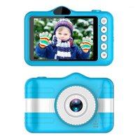 3.5 인치 미니 어린이 키즈 카메라 비디오 캠코더 장난감 아이들을위한 귀여운 충전식 디지털 카메라 교육 장난감 야외 Play1