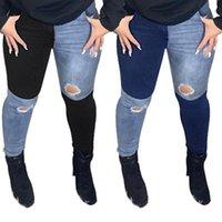 Raka kvinnor retro skinny jeans hög midja pojkvän mamma vintage denim street kostym 2021 kvinnors matchande byxor
