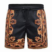 2021 Venta al por mayor Summer Moda Shorts New Designer Tablero corto Secado rápido Traje de baño Tablero de impresión Pantalones de playa Hombres para hombre Nadar Pantalones cortos K1