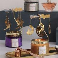 تنقش كأس الروائح شمعة عيد الحب يوم الزينة الروائح المنزلية المعطرة شمعة الصويا الشمع الشريط الدورية سرادق XD24427