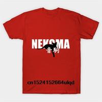 100% Pamuk O-Boyun Özel Baskılı Tshirt Erkekler T Gömlek Nekoma - Haikyuu Kadınlar T-shirt 1117