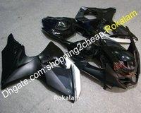Black Fairings per Suzuki Cowlings K9 GSXR1000 GSXR 1000 2009-2016 GSX-R1000 09 10 11 12 13 14 15 16 16 ABS Fairing (stampaggio a iniezione)