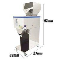 20-999g automático máquina de vedação quantitativa saco de chá máquina de embalagem máquina de pesagem automática em pó 110V / 220V