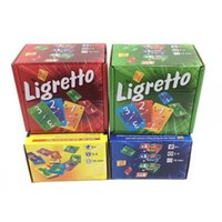 Leisure English Cards Board LIGRE GAME Adult Party Children's Educational Toys Card