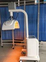 여드름 피부 회춘 빨간색 파란색 노란색 빛 의료 CE 광 역학 치료 PDT LED 라이트 기계