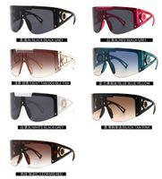 الصيف أحدث دراجة زجاج للرجال إطار كبير نظارات شاطئ الدراجات النظارات الرياضية المرأة الأزياء الملتصقة العدسات شحن مجاني