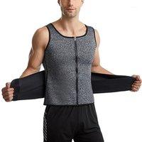 رجل عرق حزام الرجال اللياقة البدنية رفع الاثقال سترة الخصر حركة التدريب مزدوج الرمز البريدي الجسم المشكل رياضة الملحقات 1