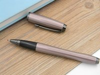 1pc Parker Urban Chocolate Forest Office Suministros de escritura Regalo Metal Renuncia Rollerball Pen