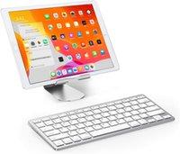 لوحة مفاتيح Bluetooth ضئيلة للغاية متوافقة مع أجهزة iOS والمزيد من الأجهزة الممكنة بلوتوث المصنع مباشرة