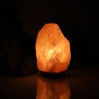 Премиум качества Himalayan Ionic Crystal Close Rock Lamp с диммерным кабельным шнуром выключатель US сокет 1-2 кг в помещении ночные огни