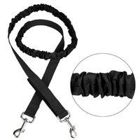 Pet köpek tasma eller ücretsiz çekiş emniyet kemeri ayarlanabilir çekiş tasma açık spor yürüyüş koşu ipi gwe4867