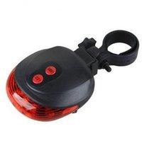 Bisiklet LED Arka Lambası Lazer Paralel Çizgi Yuvarlak Sürme Uyarı Işığı Dağ Bisikleti Arka Lambası Açık Havada Su Geçirmez Sıcak Satış 3 2CJ M2