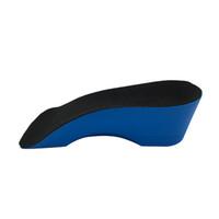 Aumento de altura Plantilla 2/3/4 cm Levantamiento de zapatos Cojín para zapatos Alfombrillas de tacón más altas Cojines elevadores Pistas de pie Unisex