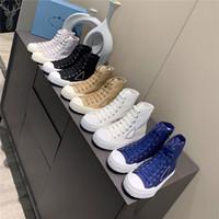 2021 عارضة الأحذية الوردي عجلة كاسيتا أحذية رياضية عالية أعلى النسيج عداء المدربين قماش عجلة خياطة أحذية lerren منخفضة أعلى نمط مصمم أحذية