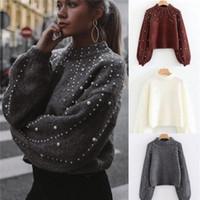 20sses Nouveaux femmes Designers Designers Pull Pull Sweaters à manches longues Sweat-shirt Sweat-shirt Embroide Broderie Vêtements