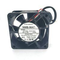 2410ML-04W-B49 для NMB 6025 12V 0.22 Охлаждающий вентилятор 60 * 60 * 25 мм HZDO