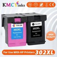 KMCyinks Rimbloccato 302xL Sostituzione per 302 per 302 xl Cartuccia d'inchiostro Deskjet 1110 1111 1112 2130 2131 Printer1