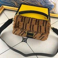 황금 벨벳 바 켓 백 패션 플랩 핸드백 지갑 진짜 가죽 크로스 바디 가방 자기 버클 넓은 벨트 숄더 백 토트 메신저 가방