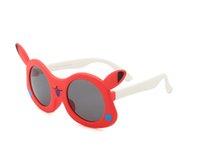 نظارات شمسية للأطفال صبي جديد أزياء الأطفال الكرتون لطيف النظارات الشمسية، سيليكون الاستقطاب نظارات الشمس الشمسية 8219