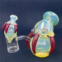 Dragon Claw Orb Rig Dino Bong With 10MM Female Joint Pearl G...