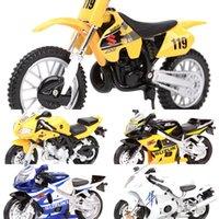 Maisto 1:18 Suzuki GSX-R750 R600 R1000 1300R RM-Z250 SV650S 정적 다이 캐스트 차량 소장 취미 오토바이 모델 장난감 Y1201