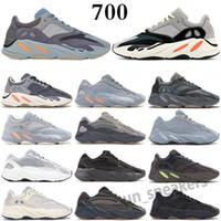Yeezy Boost 700 2021 Neue Kanye 700 Runner Mauve Wave Männer Frauen Athletic Beste Qualität 700s Sport Laufende Sneakers Schuhe ohne Kiste 36-46 S25