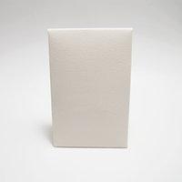 Remplacement Mini Boîte à papier blanc plié de la boîte à cadeau Fit pour Pandora Charm Perle Collier Boucles d'oreilles Bague Pendentif Bijoux Emballage