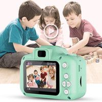 X2 bambini mini fotocamera per bambini giocattoli educativi per regali per bambini regalo di compleanno digitale fotocamera digitale 1080p proiezione videocamera