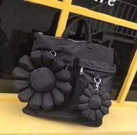 Flower Kaikaikaikaikiki Takashi Bags, School Toe Luggages Suitcase Murakami Designer Unisex Backpacks Shoulder Doll Waterproof Japan Tr Xwuh