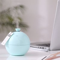 Kongyide 200ml Home Mini Zerstäubung Luftbefeuchter Aroma Diffusor Aromatherapie Tragbarer Luftbefeuchter USB für Auto 201009