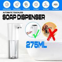 275ml Intelligent líquida automática sabonete Líquido IR Sensor de Indução de formação de espuma de mão por Cozinha Casa de banho (sem líquido)