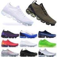 2021 Erkek MOC 2 Laceless Reakt Yastık 2.0 Rahat Ayakkabılar Siyah Beyaz Bayan Hafif Örgü Eğitmenler için Sneakers Sports des BT1T