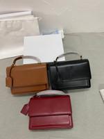 2020 новейший дизайн горячего стиля Диагональная ручная цепная сумка кожаная цепь мода сумка на плечо рождественские подарка заводские продажи бесплатная доставка