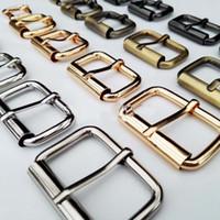 Metal Bag Bolsa Purse Strap Web Ajustar Roller Pin Clasp DIY Força Forte de Correia Forte Espessura