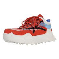 Odsy-1000 Sneaker arrow per uomo Odsy 1000 Sneakers Mens Scarpe sportive da donna Scarpa sportiva da donna Chunky Chunky Chaussures Multicolor Rosso