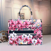 In magazzino Visita veloce Top Quality Model Special Model Fashion Popular Designer Borsa a mano Tote Grande Capacità Hot Donne Borsa Retro 2020 D Scatola